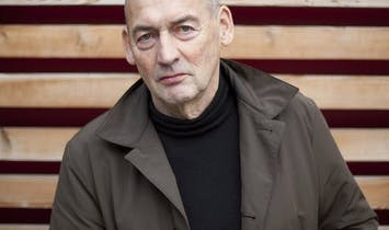 """I can only look at the decision to leave the EU with disbelief"": Rem Koolhaas wants to show the EU's positive impact on Britain"