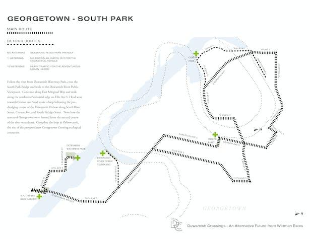 Duwamish Crossings: Georgetown-South Park Urban Hike (Wittman Estes)