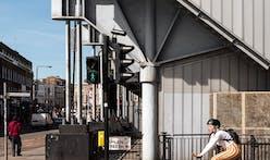 London's muscular supermarket makes history