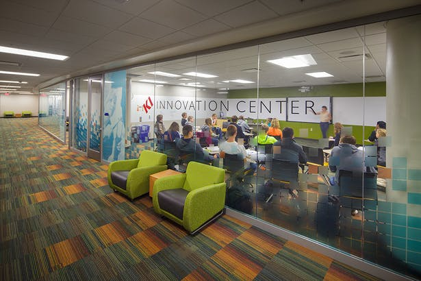 Innovation Center C&N Photography
