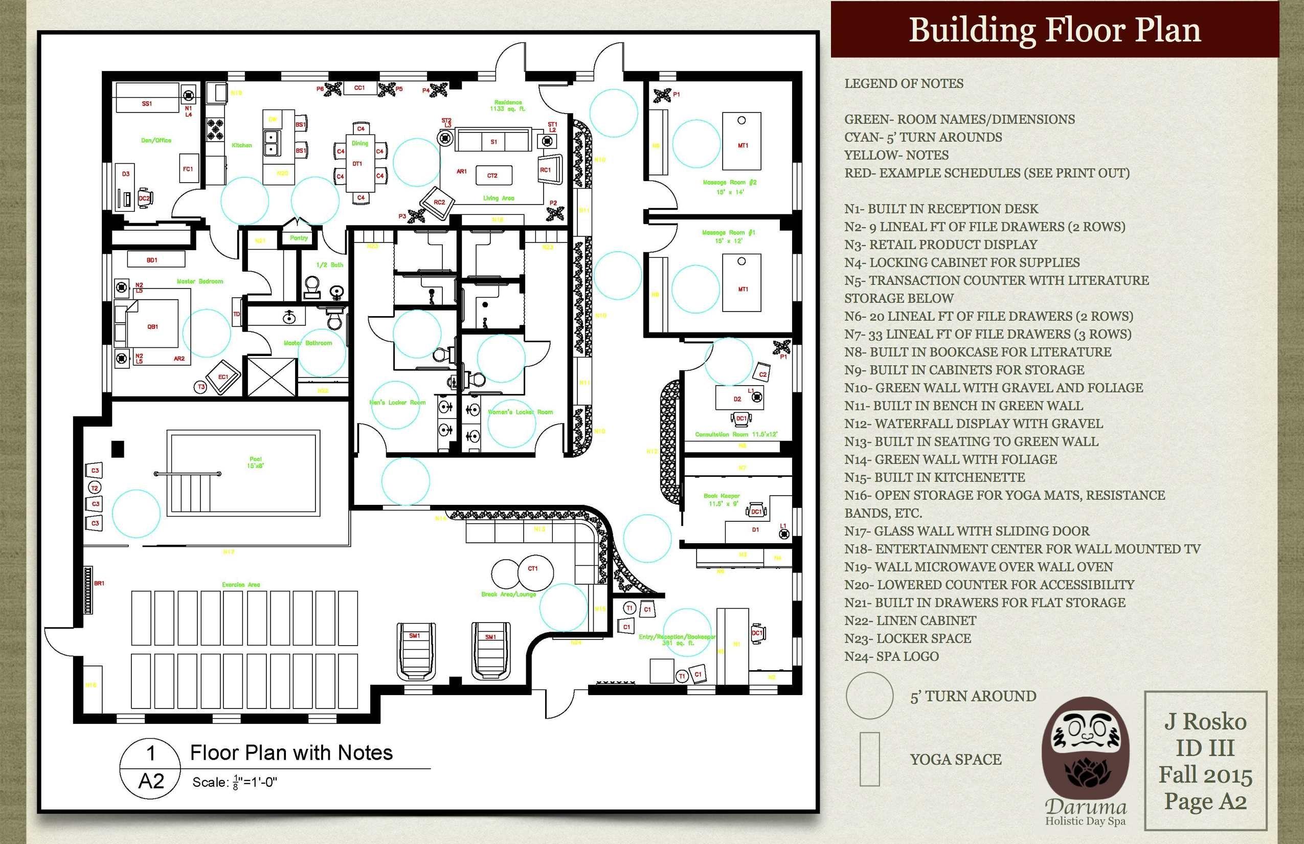 daruma holistic day spa residential