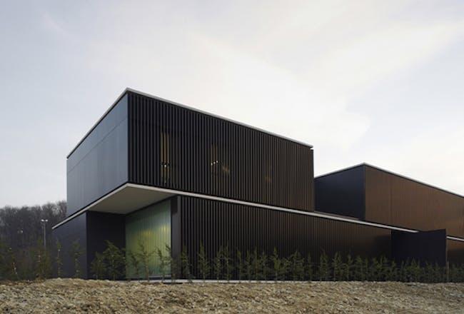 WAN Award-Winning Homeless Shelter, designed by Larraz Arquitectos.