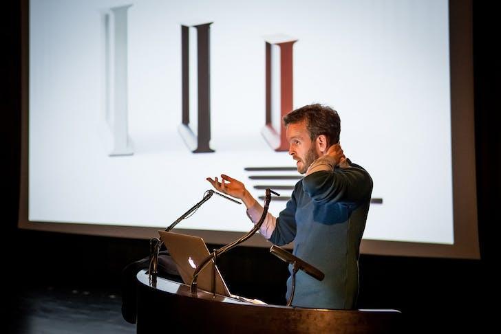 Erwan Bouroullec, image via londondesignfestival.com.