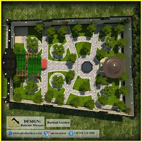 Barbod garden design