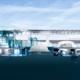 Support vessel section. Image: Bjarke Ingels Group