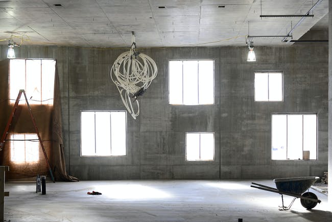 Photo courtesy of Steven Holl Architects.