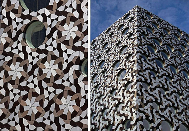 Foreign Office Architects: Ravensbourne College, London, UK, 2010