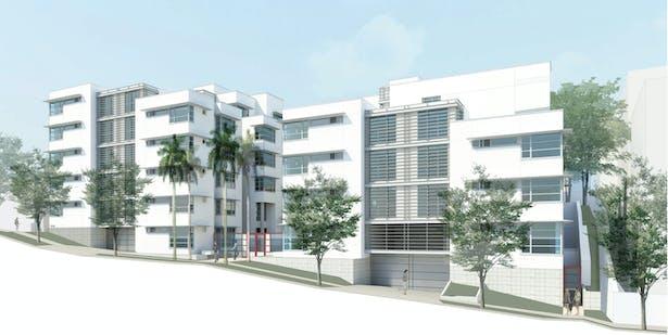 Ucla Glenrock Apartments