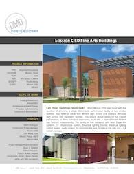 Mission CISD Fine Arts Buildings