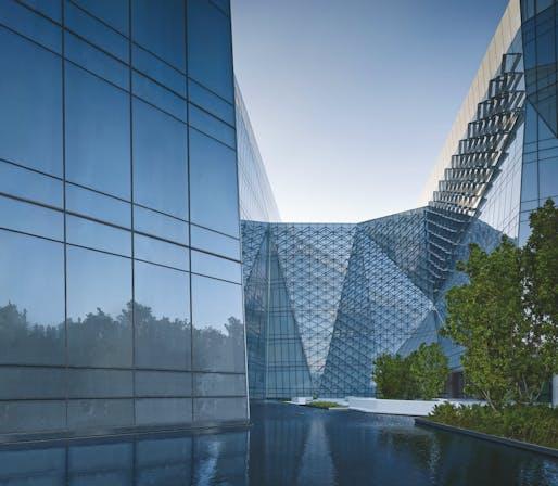 Grogan | Dove FBI Building. Image courtesy of Krueck Sexton Partners.