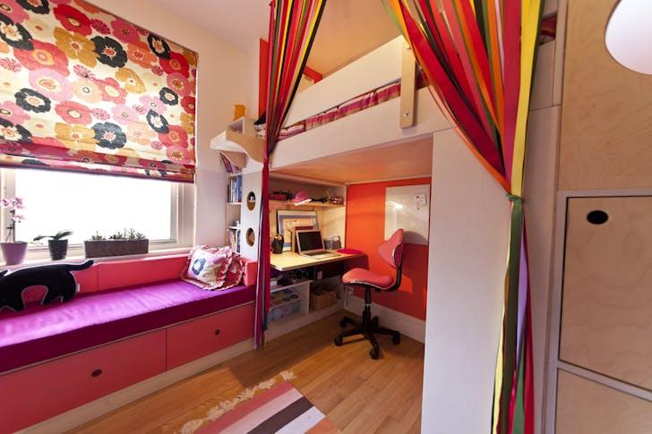 Molly's room, by Roberto Gil for Casa Kids. Image via Casa Kids.