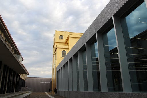 "Museums in seven northern Italian regions have been ordered to remain closed, including the Fondazione Prada in Milan. Photo: Fred Romero/<a href=""https://flickr.com/photos/129231073@N06/22085289139/"">Flickr</a>"