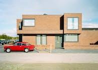 Dutch social housing by Sputnik