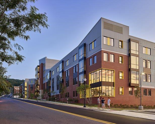 SouthSide Commons, Lehigh University