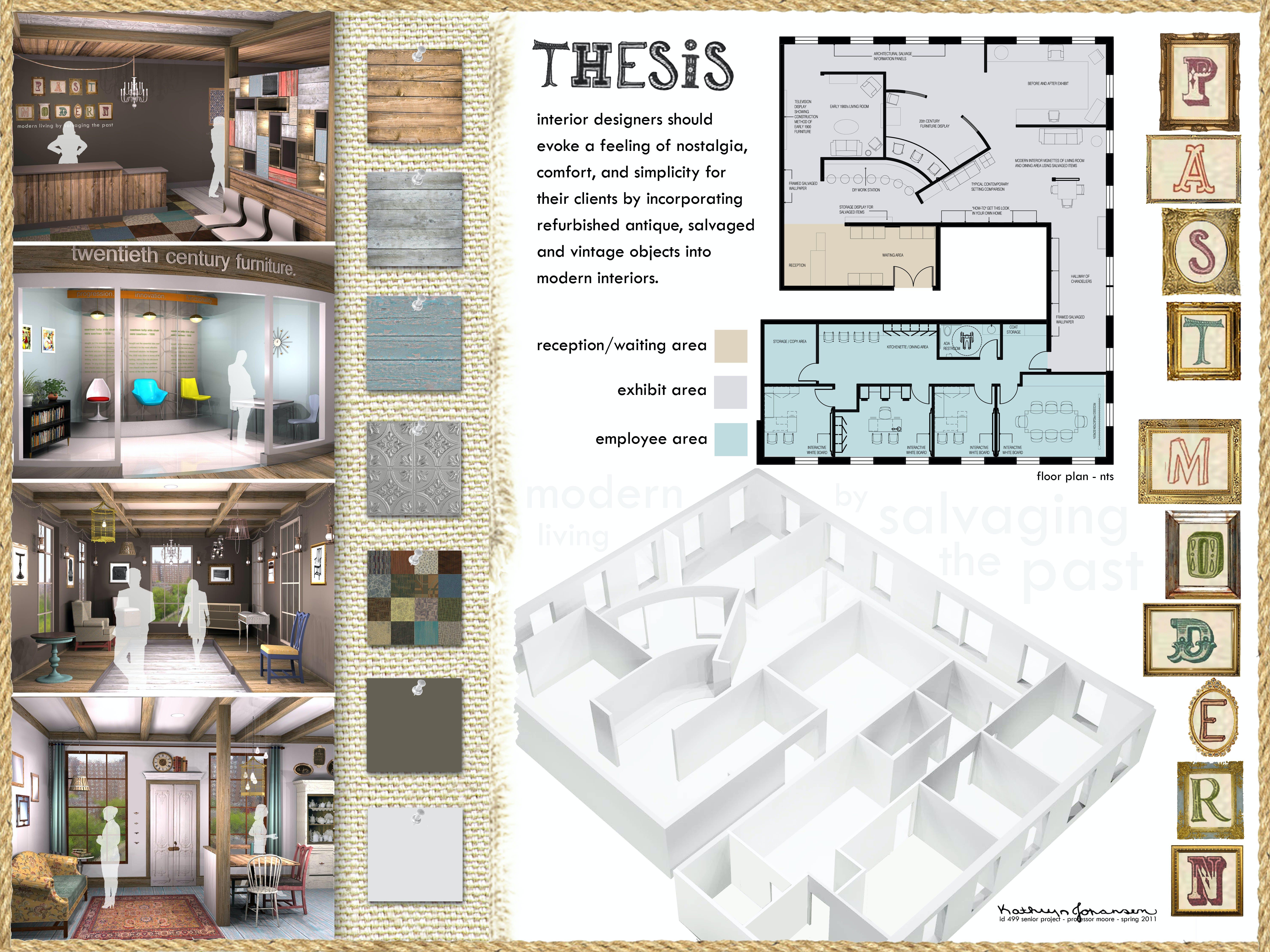 39 past modern 39 exhibit kathryn johansen archinect for Interior design person