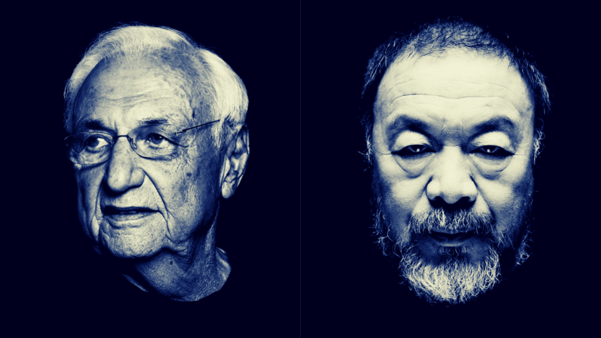 The Architect and The Artist: Frank Gehry and Ai Weiwei meet for a memorable conversation