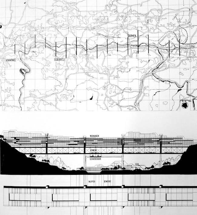 Alan Boutwell, Bridge City, 1970 via threadkilla