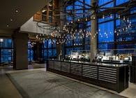 Gansevoort P1 Lounge