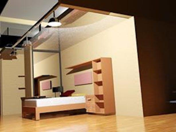 Camara 2 , first floor