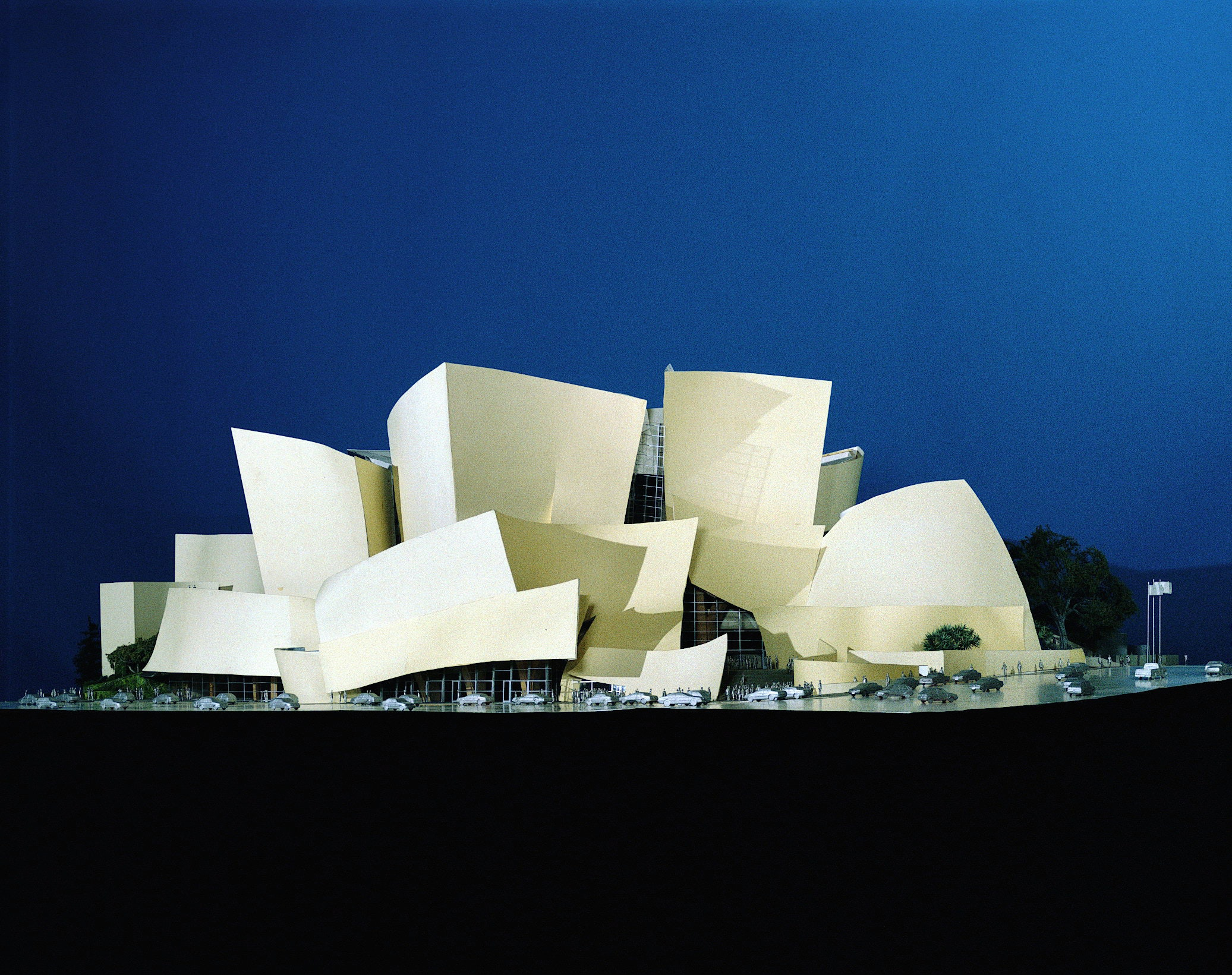Looking To Frank Gehry After Paris But Before Los Angeles