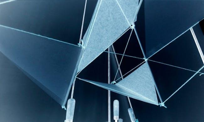 Photo of installation model, courtesy of SITU STUDIO