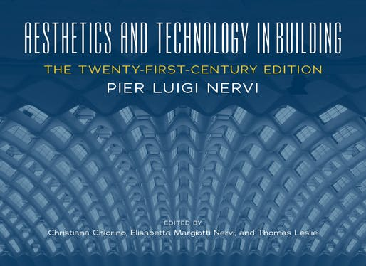 Aesthetics and Technology in Building,from University of Illinois Press: https://www.press.uillinois.edu/books/catalog/73xez4he9780252041693.html