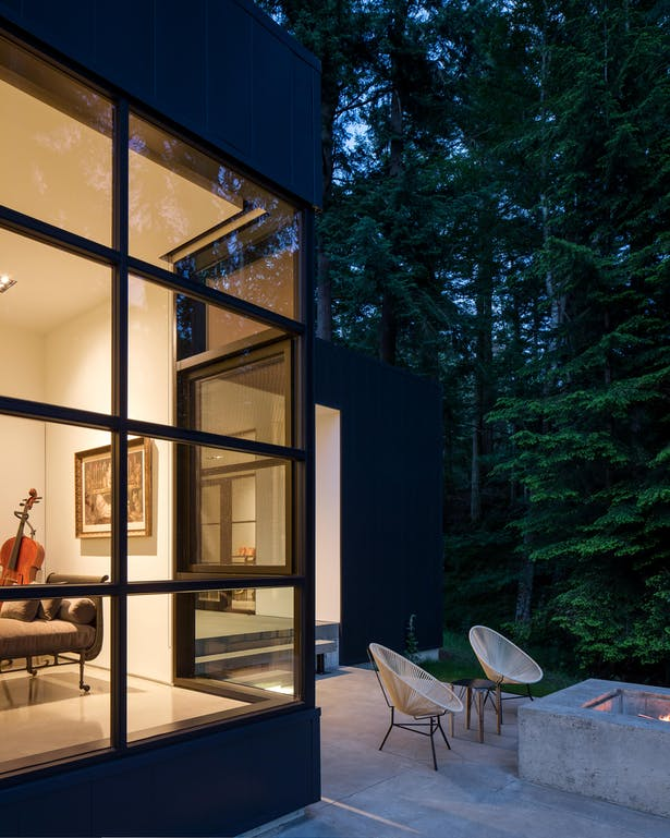 Collector's Retreat with Quantum Windows & Doors