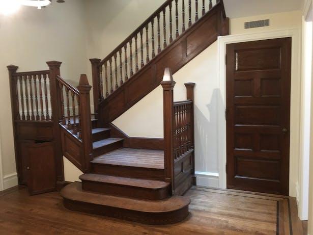 Existing stair restoration