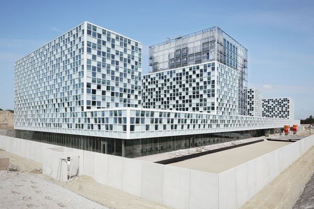 ICC by schmidt hammer lassen architects