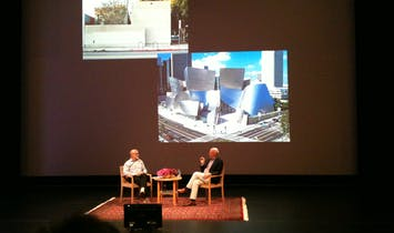 Paul Goldberger cements Frank Gehry's narrative at The Getty Center