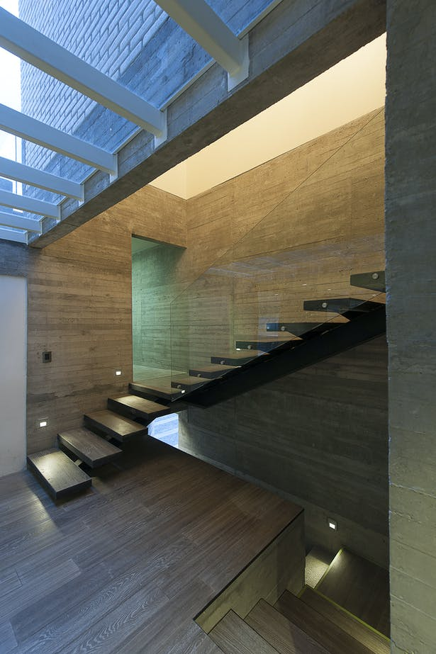 casa DATRI interior / Photographer: Jaime Navarro