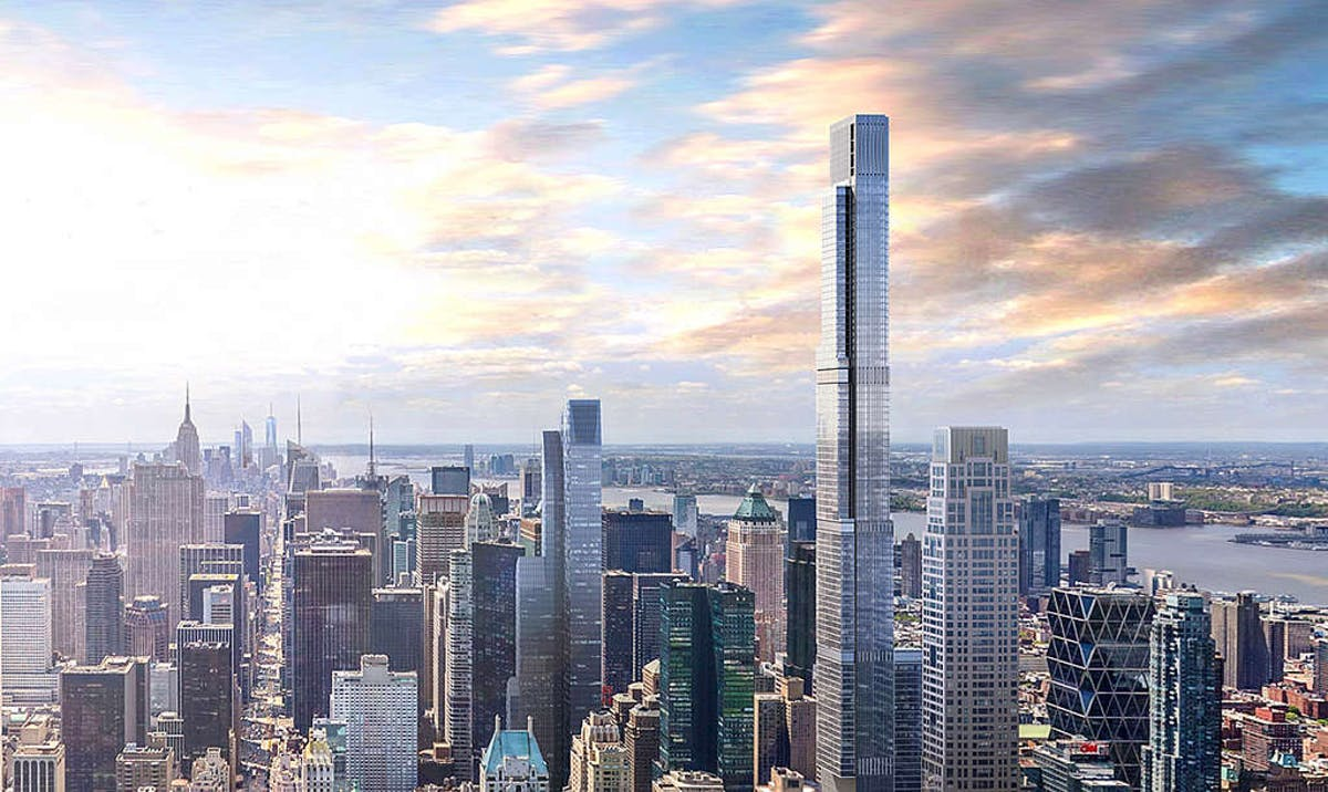 World S Tallest Residential Building