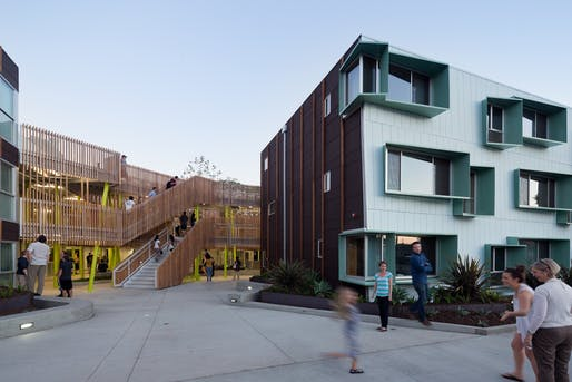 Broadway Housing. Image © Kevin Daly Architects