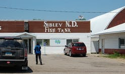 Town for Sale; Sibley, N.D.