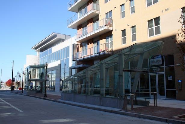 Eastern pair: street view