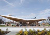Saint Elizabeth Gateway Pavilion