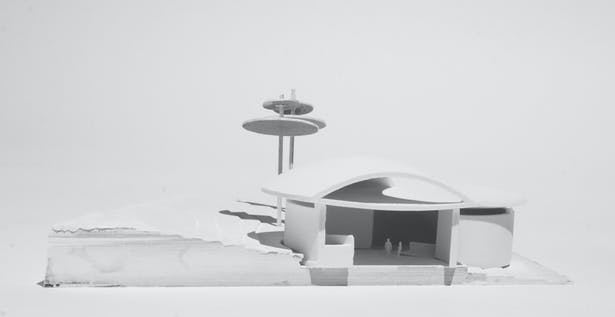 section model, 3d print