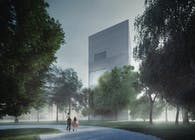 Hey5 proposes a museum tower to link Tampere's past and future