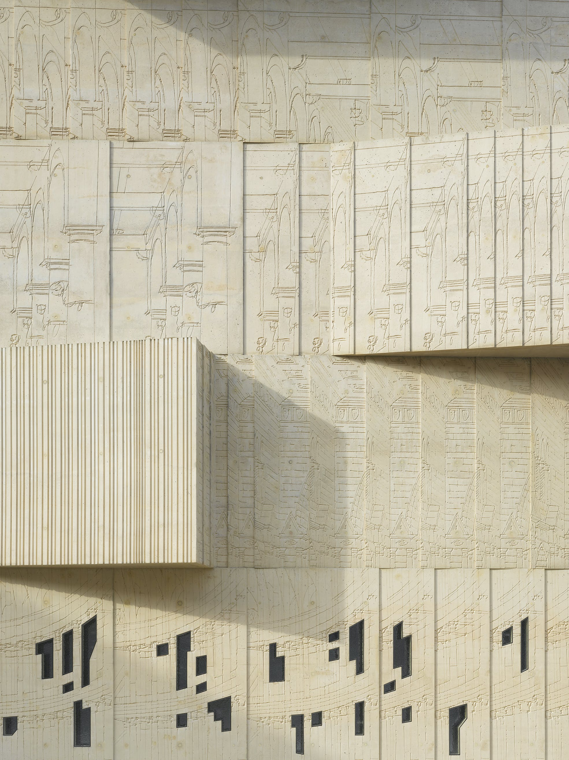 Museum For Architectural Drawing Berlin museum for architectural drawing, berlin | tchoban voss