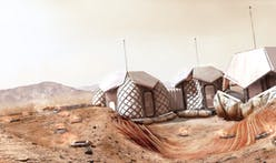 Foster + Partners | Branch Technology win Phase 2, Level 1 of NASA 3D-Printed Habitat Challenge
