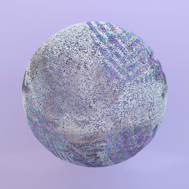 Material Planet Exploring Resolution of Materialises