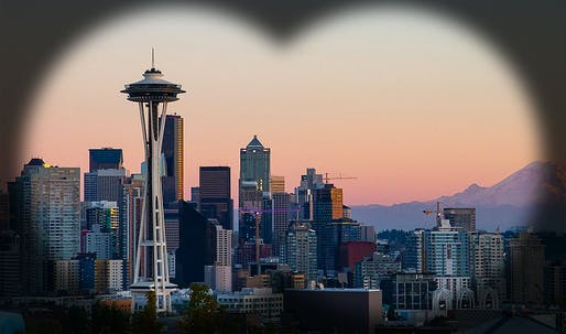 Introducing Archinect's Spotlight on Seattle