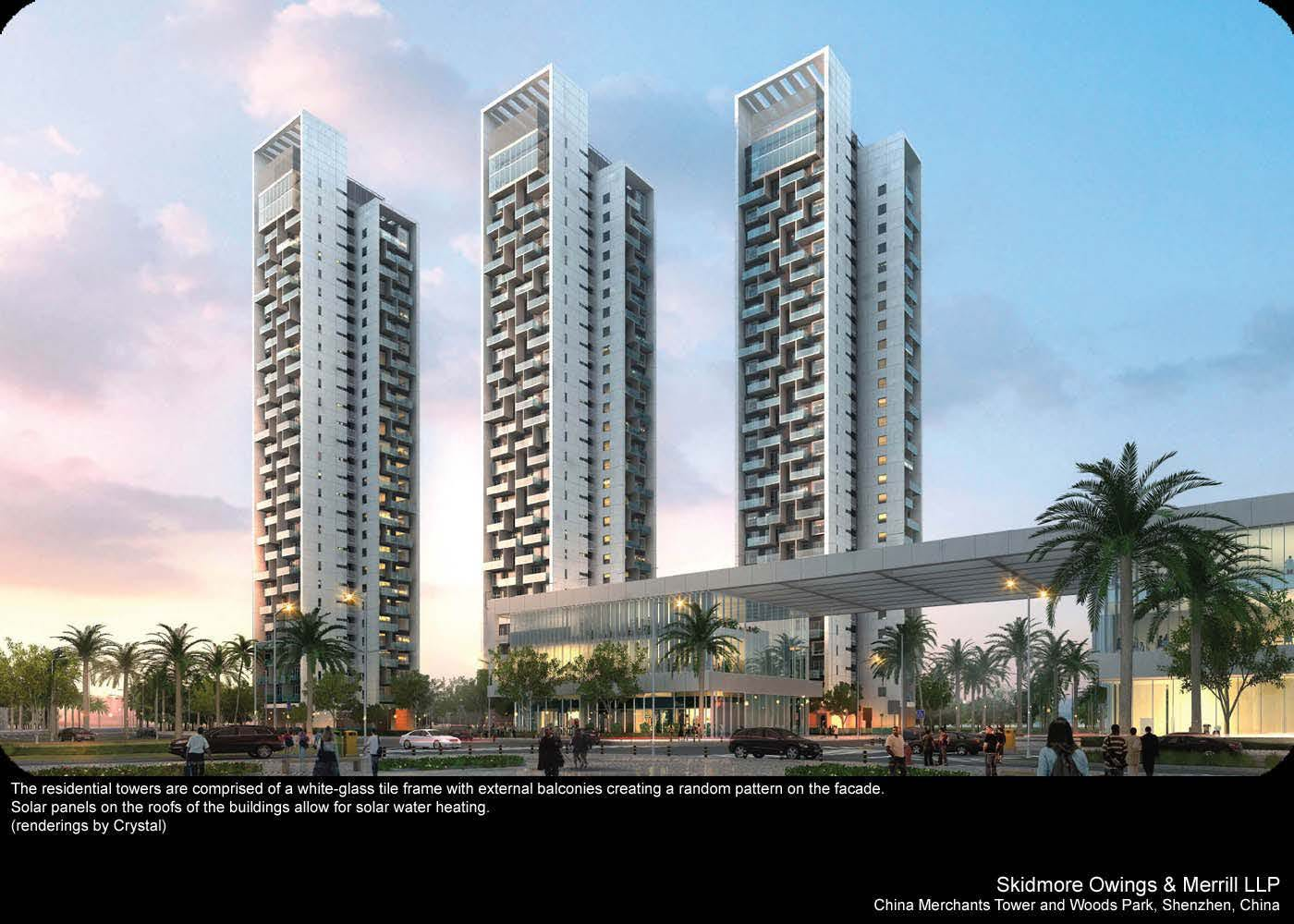 China Merchants Tower And Woods Park Jayshree Shah