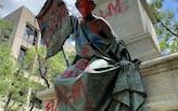 Artist wants to transform Chicago dump site into sculpture garden for dismantled monuments