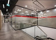 SOCIABLE AND DYNAMIC OFFICE DESIGN: RECORDATI