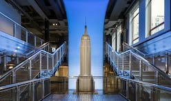 Empire State Building unveils new observatory deck entrance just for visitors