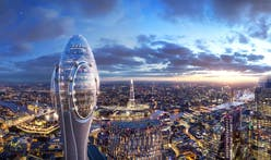 Foster + Partners-designed Tulip tower may impact London's air traffic control systems