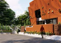 Vinod residence