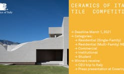 Ceramics of Italy Launches its 2021 Tile Competition