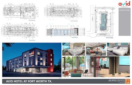 Avid Hotel Fort worth, TX